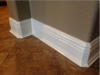 Tall Baseboards